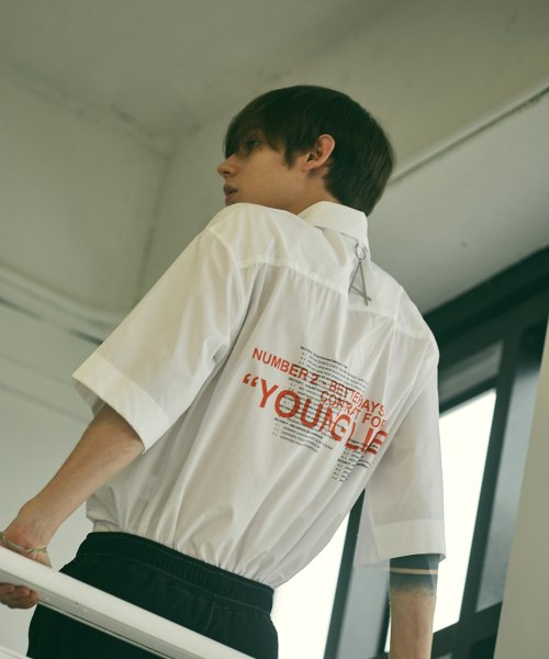에드(ADD) YOUNG LIFE STANDARD SHIRTS WHITE - 71,100원 | 무신사 스토어
