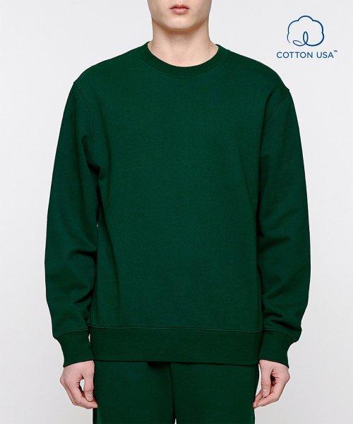 스웨트 셔츠 [그린]