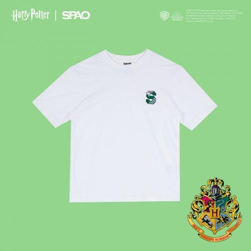 d82aa9feb5c 스파오(SPAO) [공용] (해리포터) 반팔 티셔츠_OFF WHITE_SPRL926C96 ...