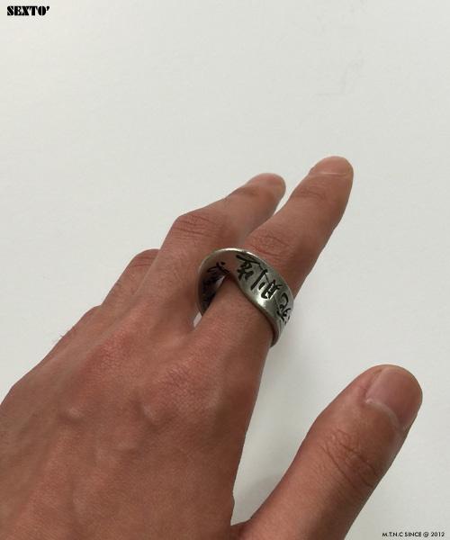섹스토(SEXTO) [Handmade]For korea Hero Ring