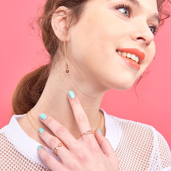 리타모니카(RITA MONICA) 홀드온 드랍 귀걸이