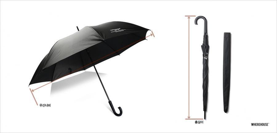 에스피오나지(ESPIONAGE) Agent Umbrella Black