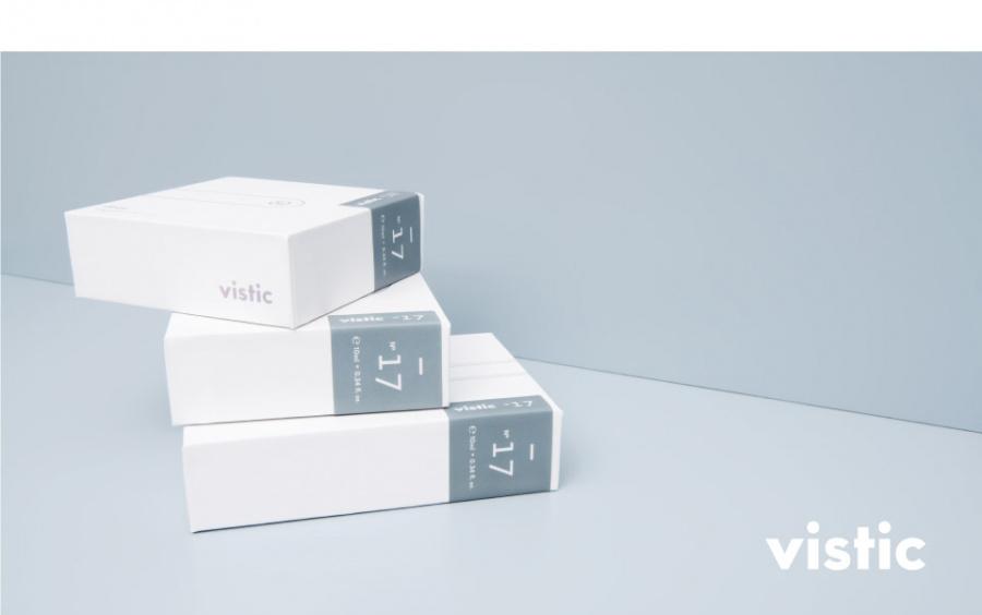 비스틱(VISTIC) 비스틱/차량용 방향제/통풍구타입/올리브/유칼립투스