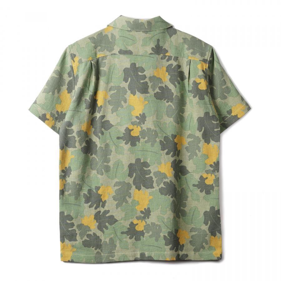 구즈베리레이(GOOSEBERRYLAY) 구즈베리레이 비치 키트 셔츠 그린 카모