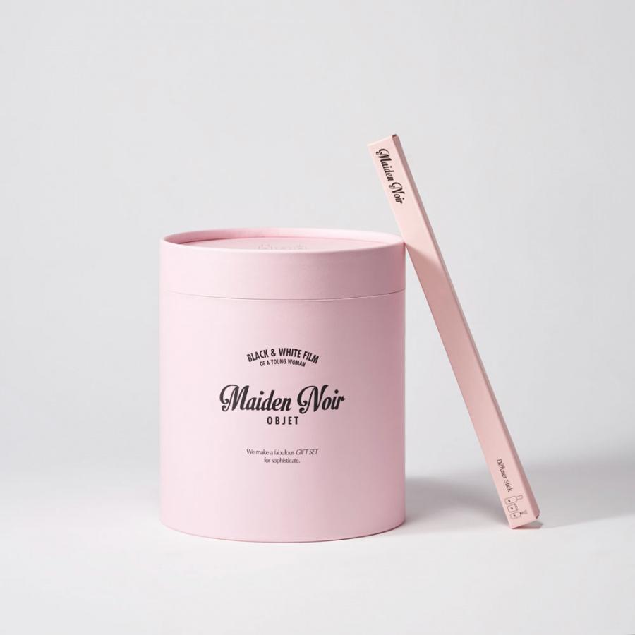 메이든느와르(MAIDEN NOIR) 메이든느와르 핑크 기프트 세트