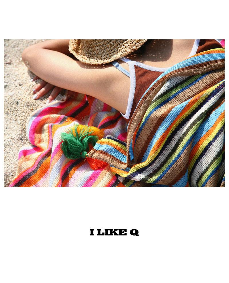 아이라이크큐(I LIKE Q) 핫썸머블랭킷 (오렌지)