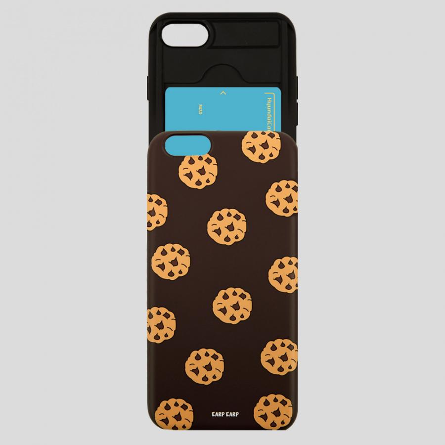 어프어프(EARPEARP) [슬라이드케이스]쿠키-브라운