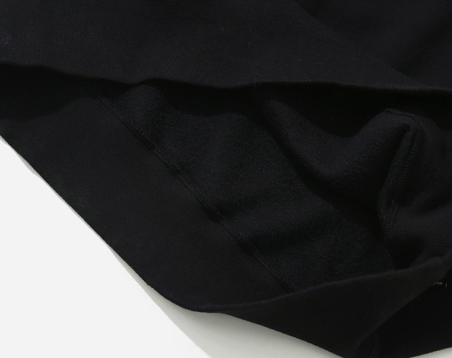 마크 곤잘레스(MARK GONZALES) MARK GONZALES SMALL SIGN LOGO CREWNECK BLACK