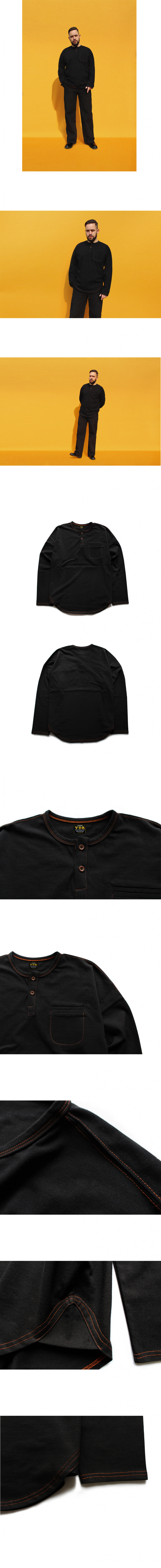 비디알(VDR) 12s ARCHER T-SHIRT [Black]