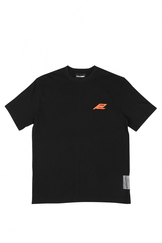 알디브이제트(RDVZ) 안드로메다 티셔츠 블랙