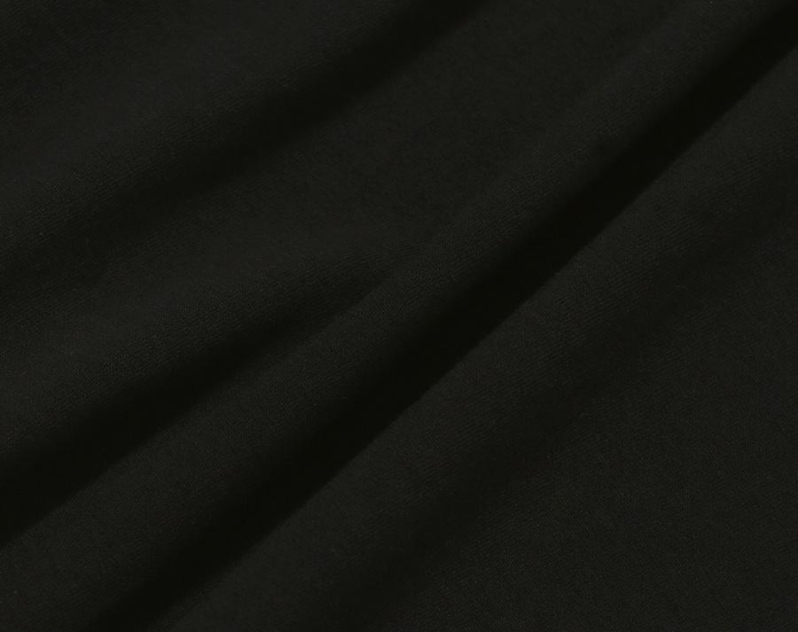 커버낫(COVERNAT) S/S AUTHENTIC LOGO TEE BLACK