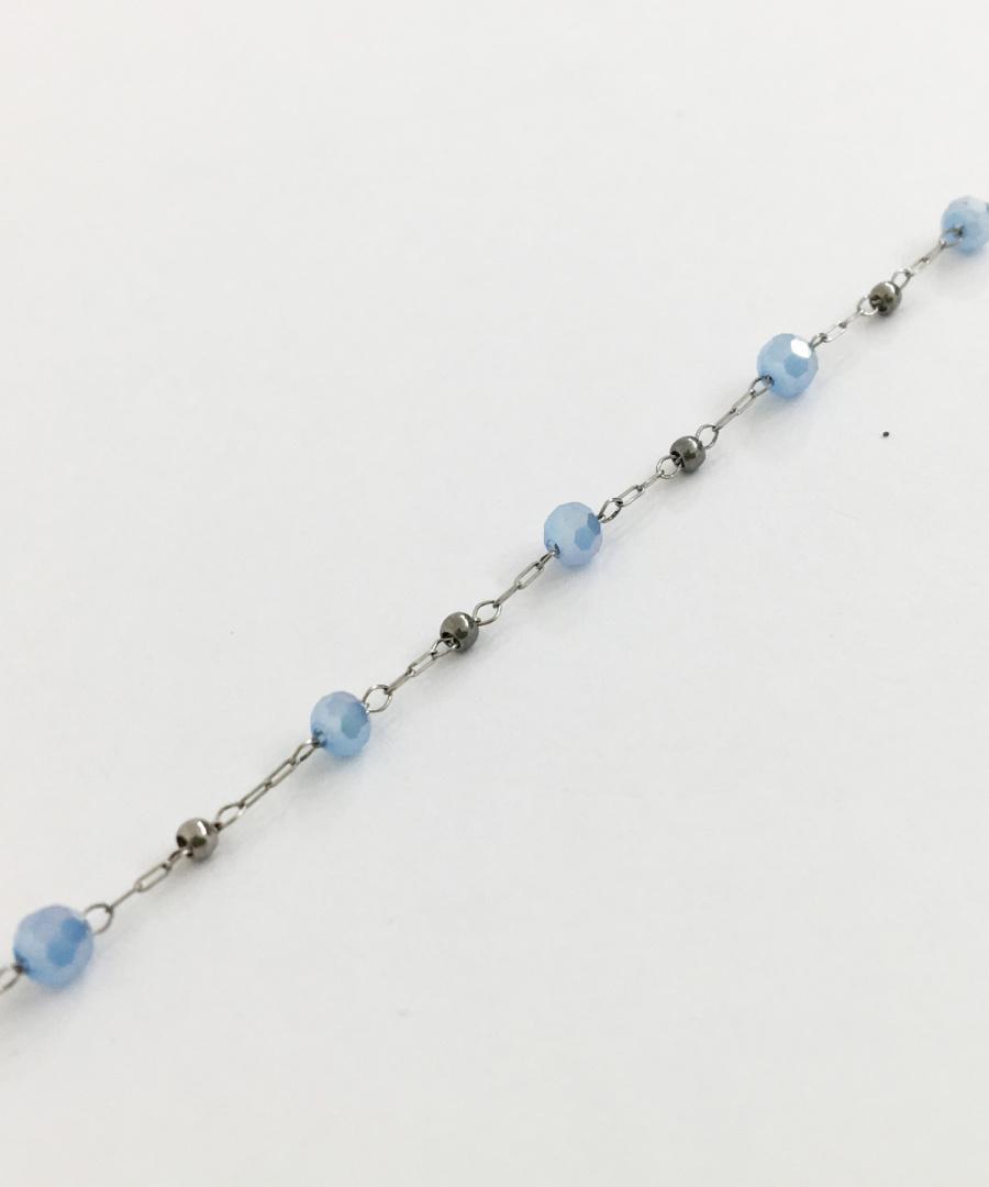 섹스토넘버xx라인(SEXTO' N.XX LINE) [안경줄][316써지컬스틸]1790 Chain EL