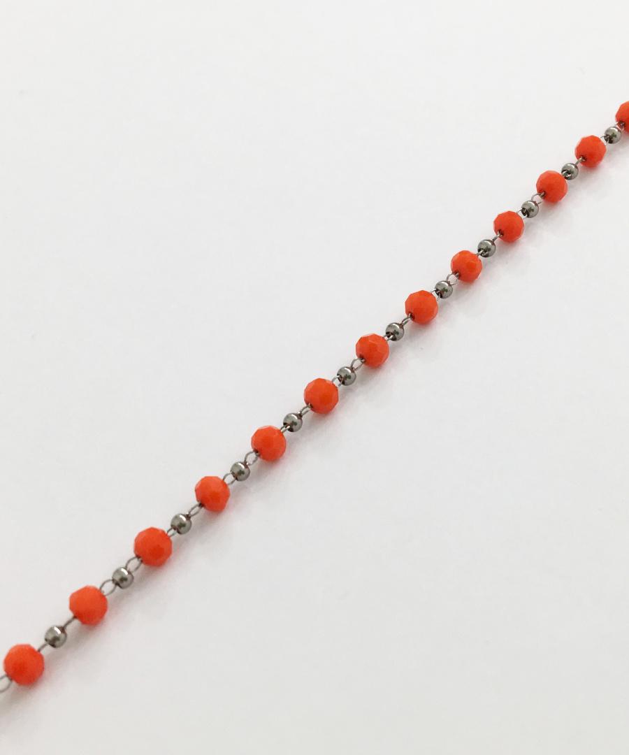 섹스토넘버xx라인(SEXTO' N.XX LINE) [안경줄][316써지컬스틸]1826 Chain EL