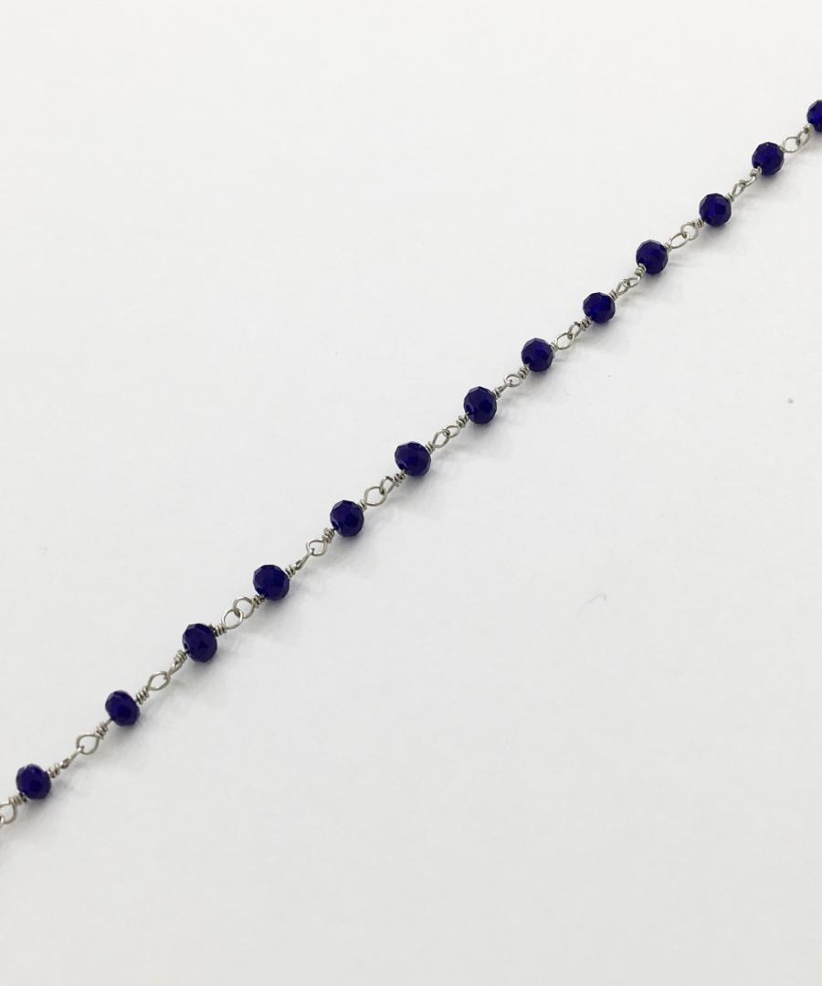 섹스토넘버xx라인(SEXTO' N.XX LINE) [안경줄][316써지컬스틸]1837 Chain EL