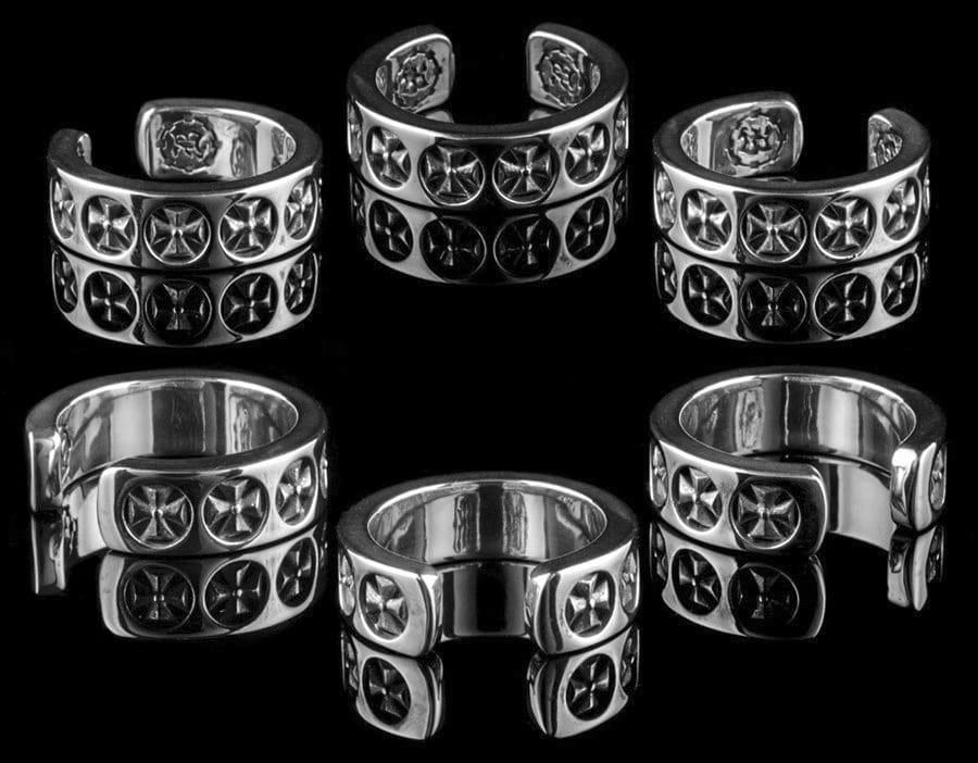 킹크로치(KING KROACH) IRONKROSS TENSION RING