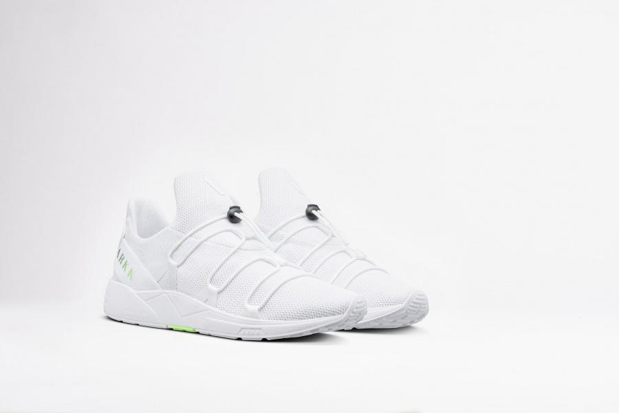 아크코펜하겐(ARKK COPENHAGEN) Scorpitex Mesh S-E15 White Luminious Green
