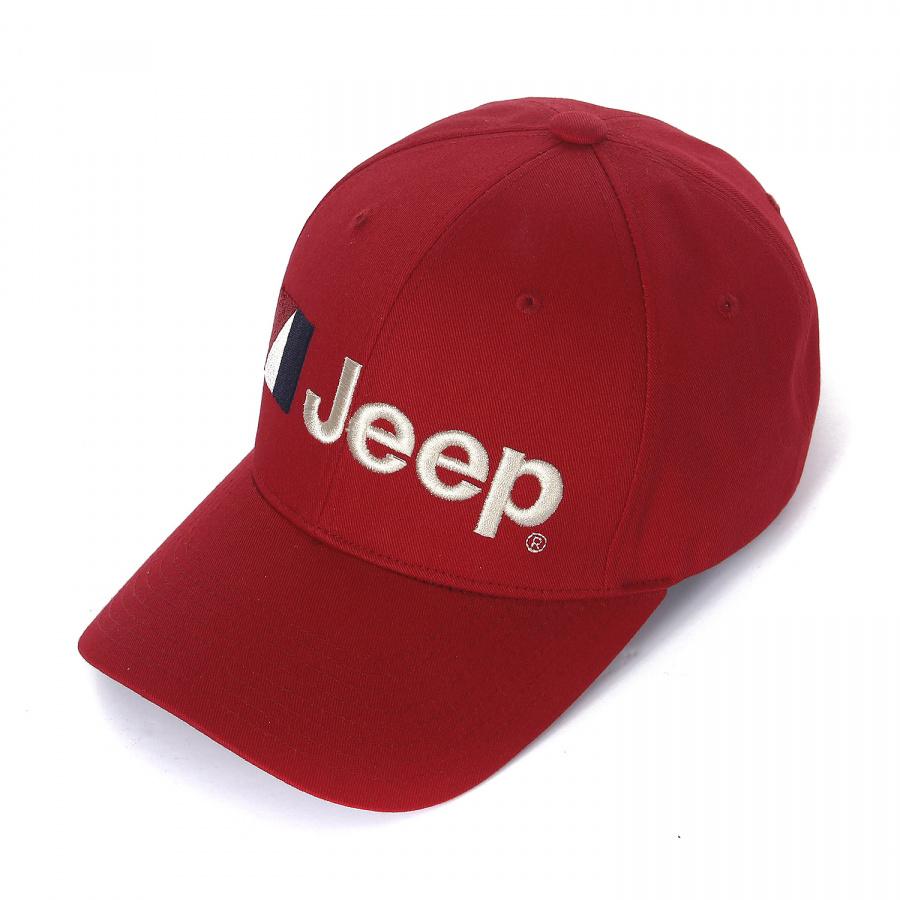 지프(JEEP) Stitches Big Logo CAP (GJ5GCU161WI)