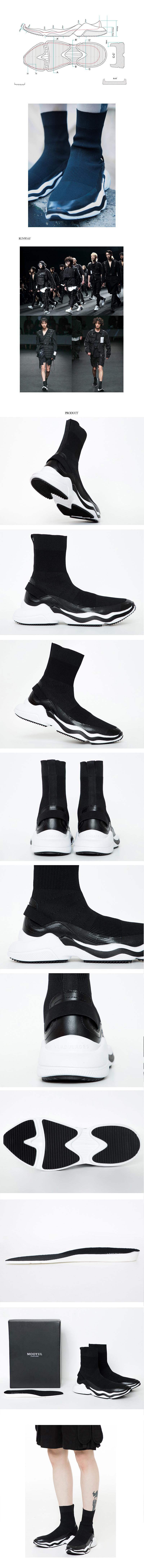 블라드블라디스(VLADVLADES) Hose Top Socks Shoes