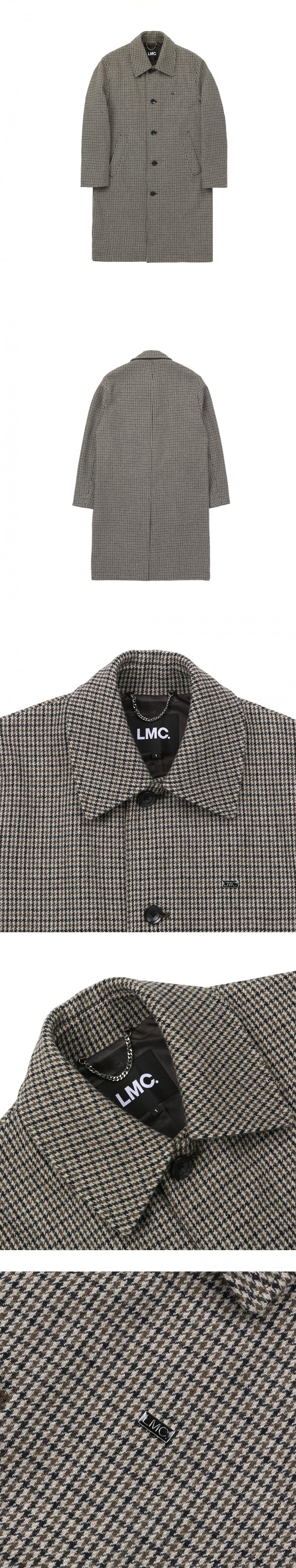 엘엠씨(LMC) LMC CLASSIC SINGLE COAT brown