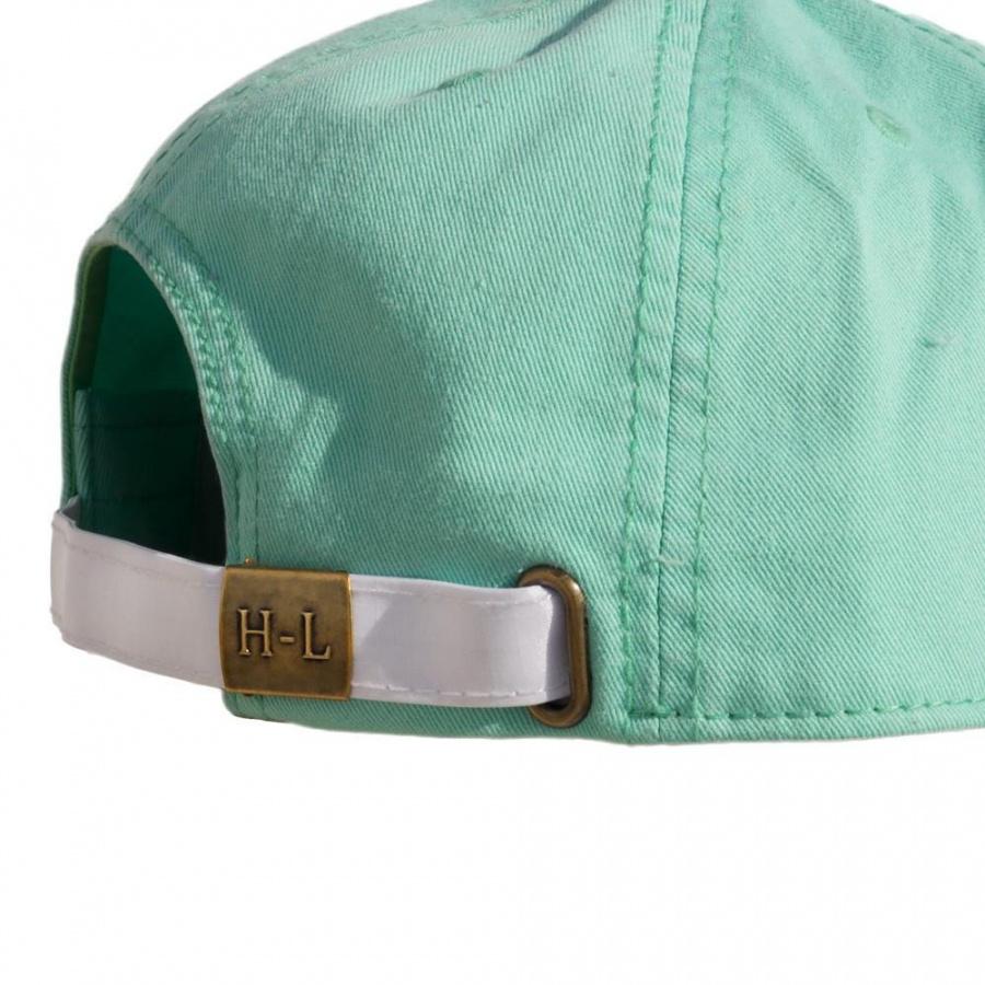 하딩레인(HARDING-LANE) Adult`s Hats Great White Shark on keys green