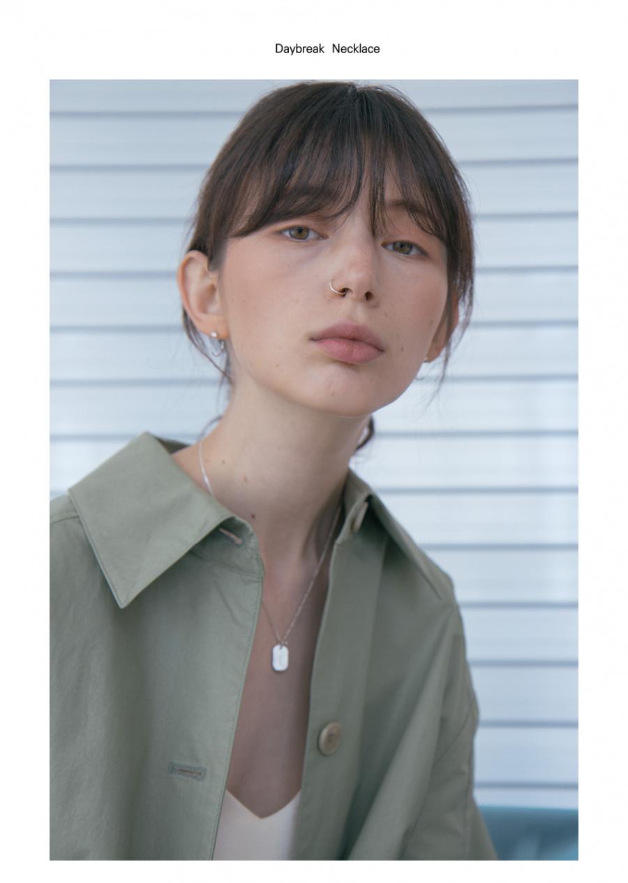 유주얼센트(UJEWELSCENT) Daybreak necklace