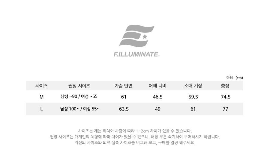 필루미네이트(FILLUMINATE) 유니섹스 마일드 체크 셔츠 자켓-블랙