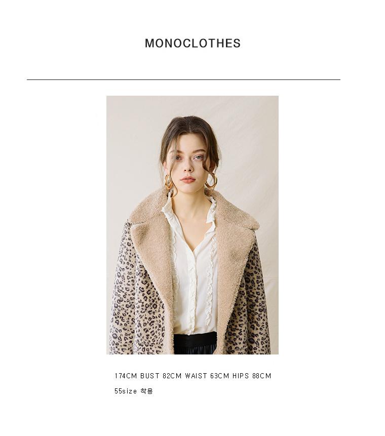 모노클로즈(MONOCLOTHES) 리얼 구스다운 베스트 스웨이드 조끼_KHAKI