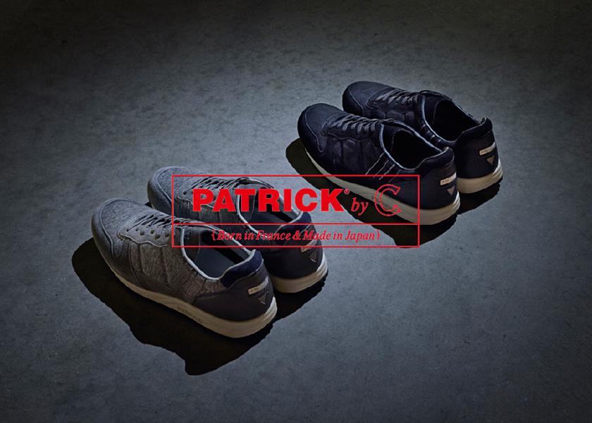 패트릭(PATRICK) 매코믹 화이트-컬러 남녀공용