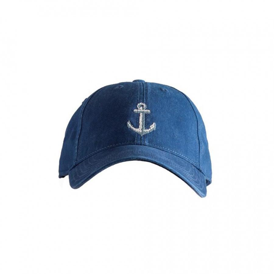 하딩레인(HARDING-LANE) Adult`s Hats Anchor on Navy