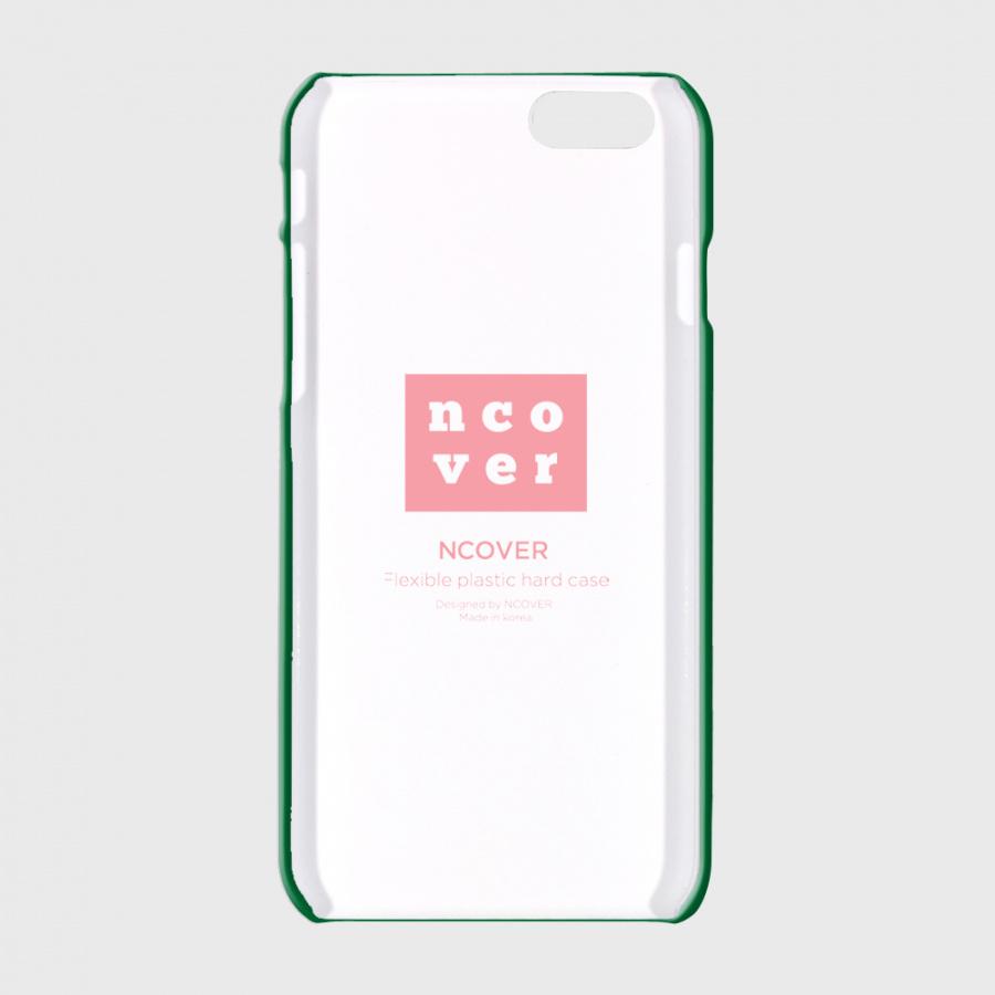 앤커버(NCOVER) 어센틱 바코드-그린화이트