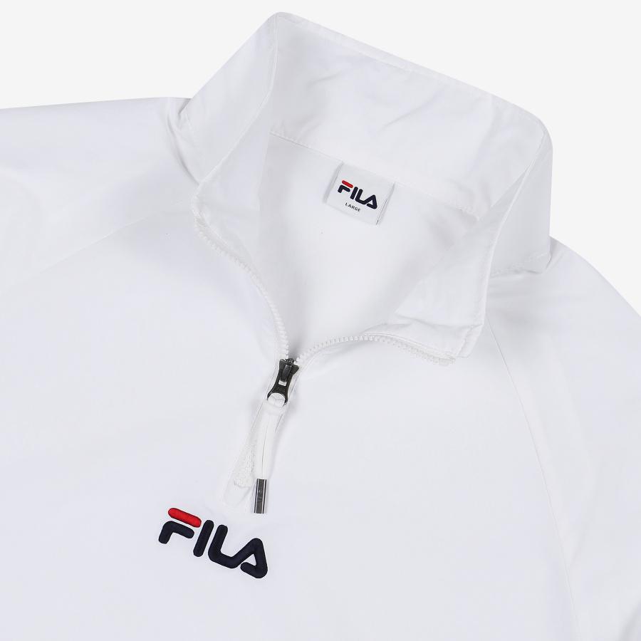 휠라(FILA) 레귤러핏 크레마 아노락 자켓 (FS2JKB1104XOWH)