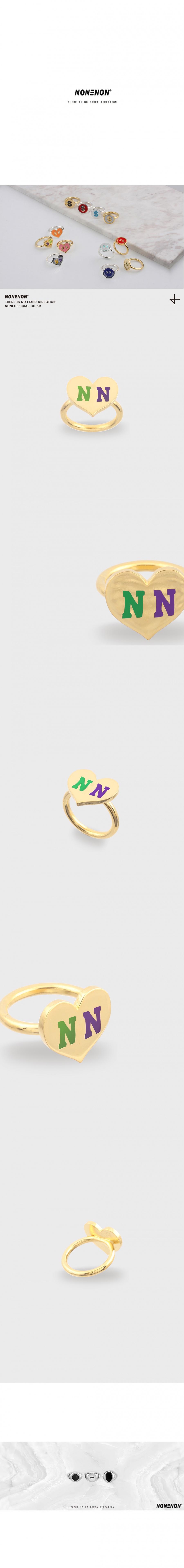 논논(NONENON) ODD EYE LOVE[GOLD]