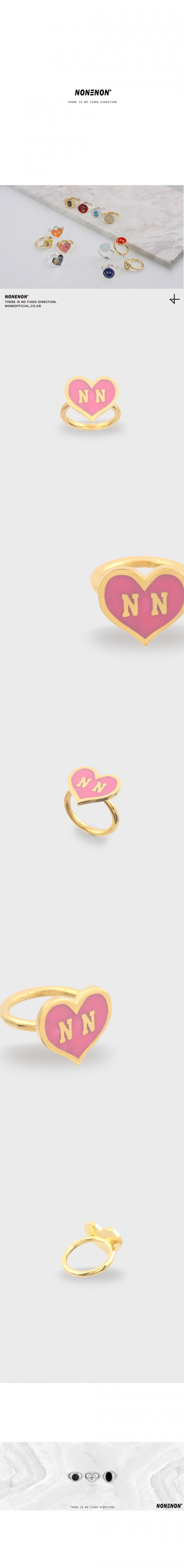 논논(NONENON) NN LOVE[GOLD]