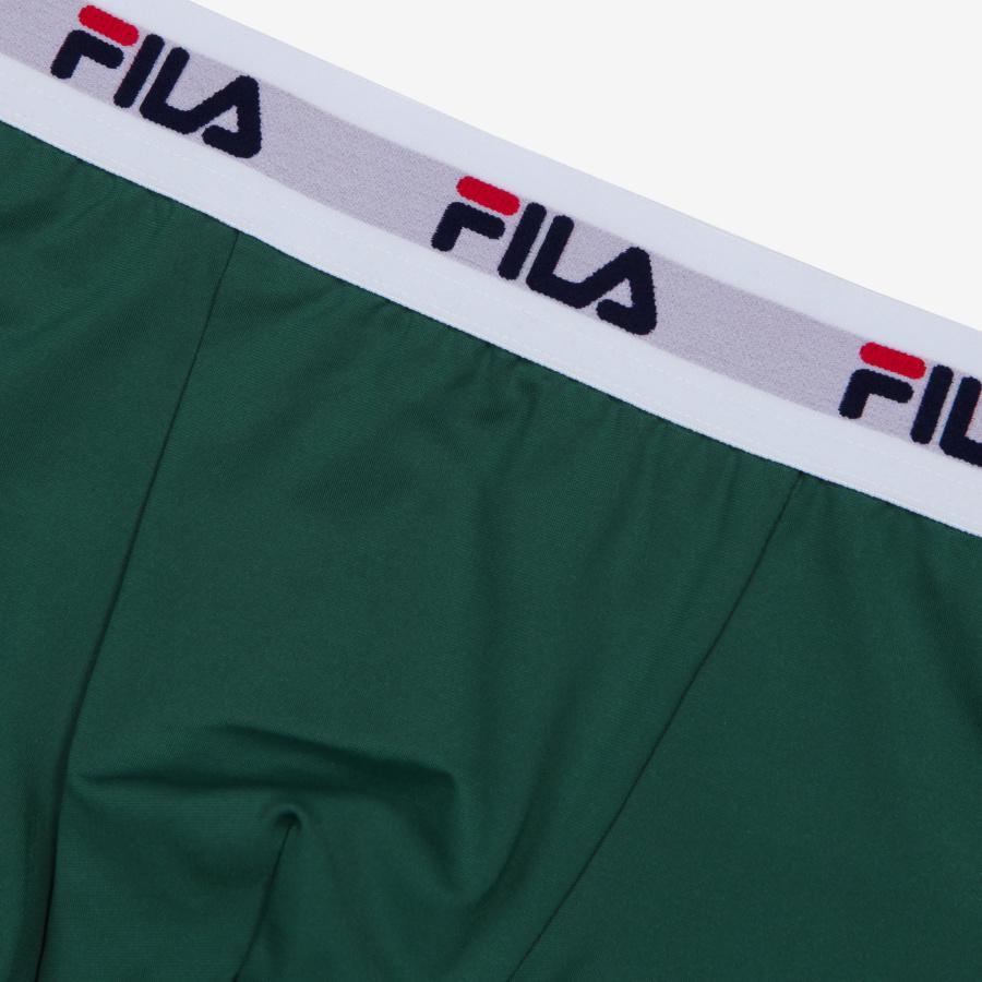 휠라(FILA) [U]아웃핏3 남성드로즈 그린 (FI4DRB1401MGRN)