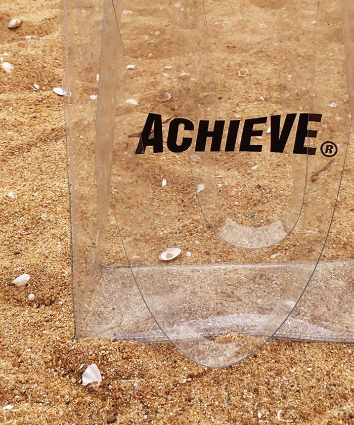 에이테일러(A-TAILOR) 아치브 PVC 숄더 비치백 + 더스트백 증정