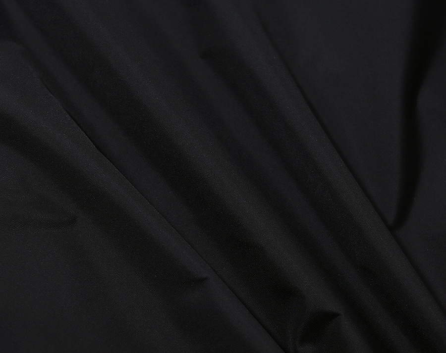 커버낫(COVERNAT) PACKABLE WIND BREAKER BLACK