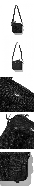 엘엠씨(LMC) LMC MINI CROSS BAG black