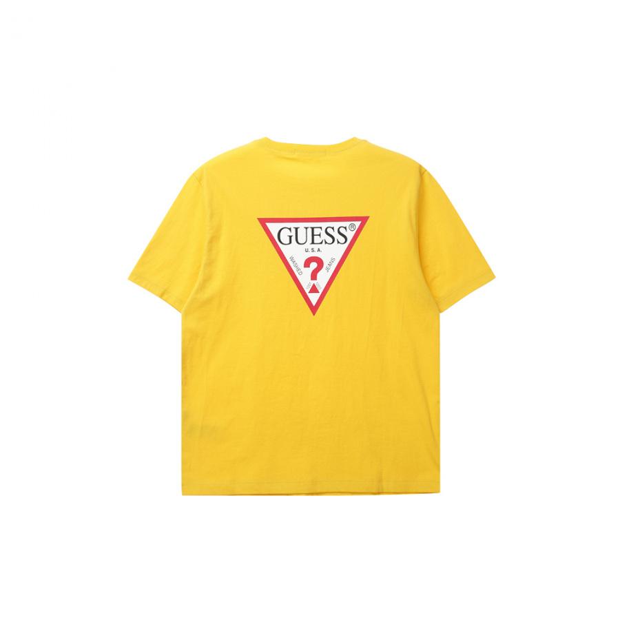 게스(GUESS) 여성 기획 등판 ▽ 루즈핏 반팔 티셔츠등