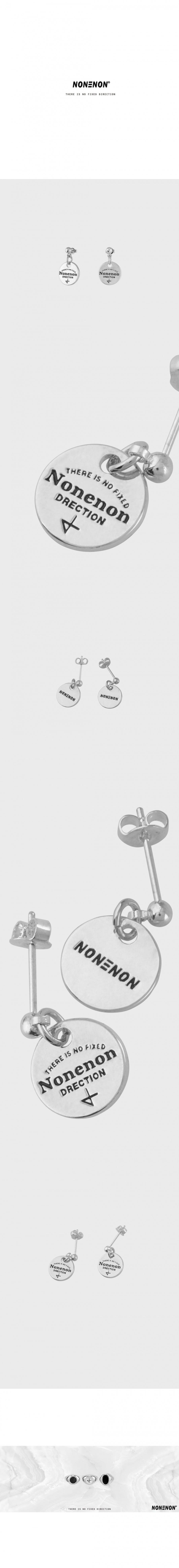 논논(NONENON) NEW LOGO EAR