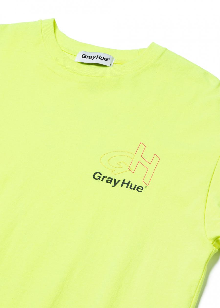 그레이휴(GRAY HUE) GH Gaming Logo SSLV TS Neon G9S2T525_36