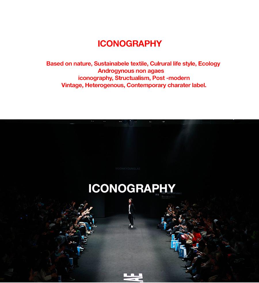 아이코노그라피(ICONOGRAPHY) 피그먼트 다잉 레이블 아트웍 BE