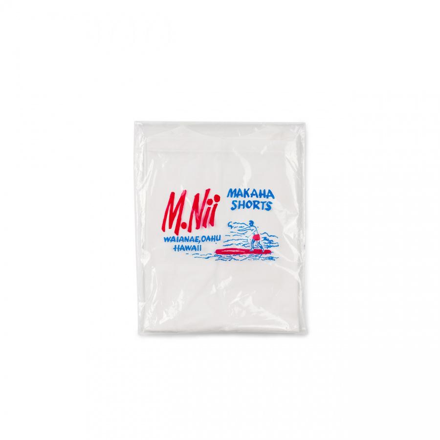 엠니(M.Nii) M.Basic Logo Tee / White