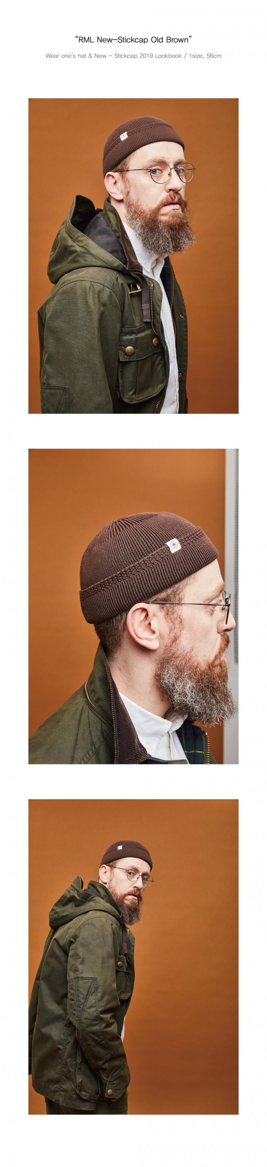 라모랭(RAMOLIN) Ramolin New Stickcap