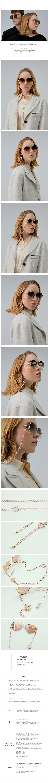 세스띠(CESTI) Glasses Chain C600 PINK