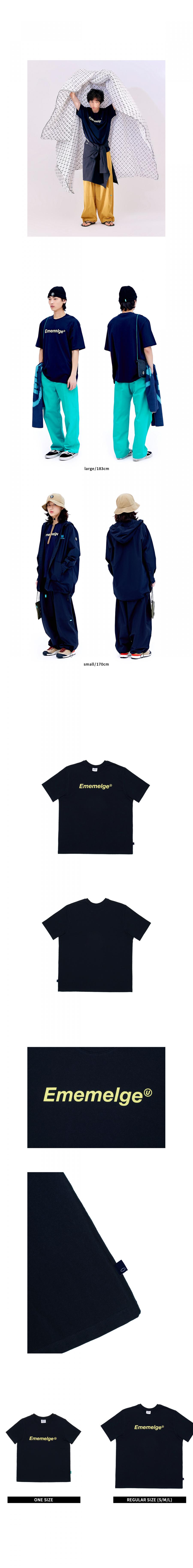 팔칠엠엠(87MM) [Mmlg] EMEMELGE HF-T (NAVY)