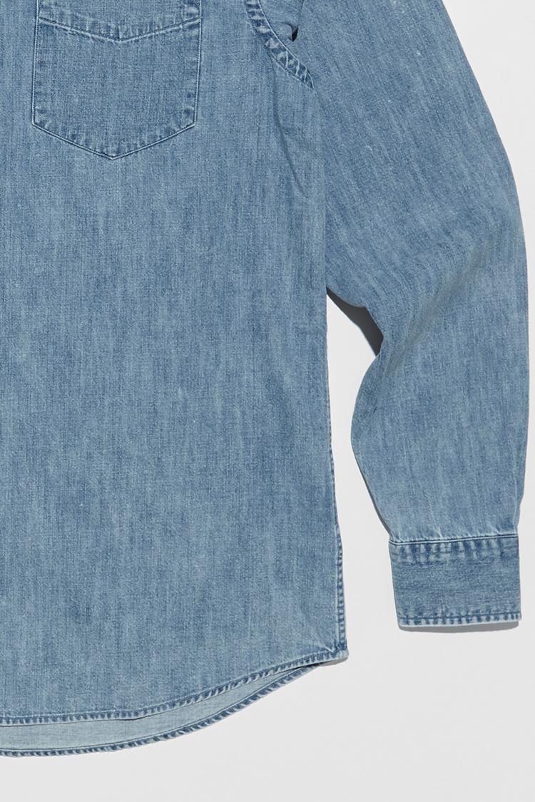 덴함(DENHAM) 셔츠 6IA6817