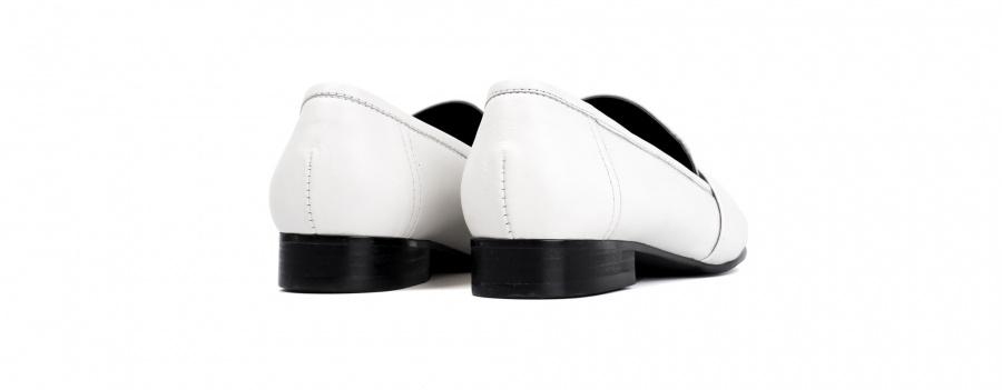 리플라(LI FLA) 19A101 cream loafer