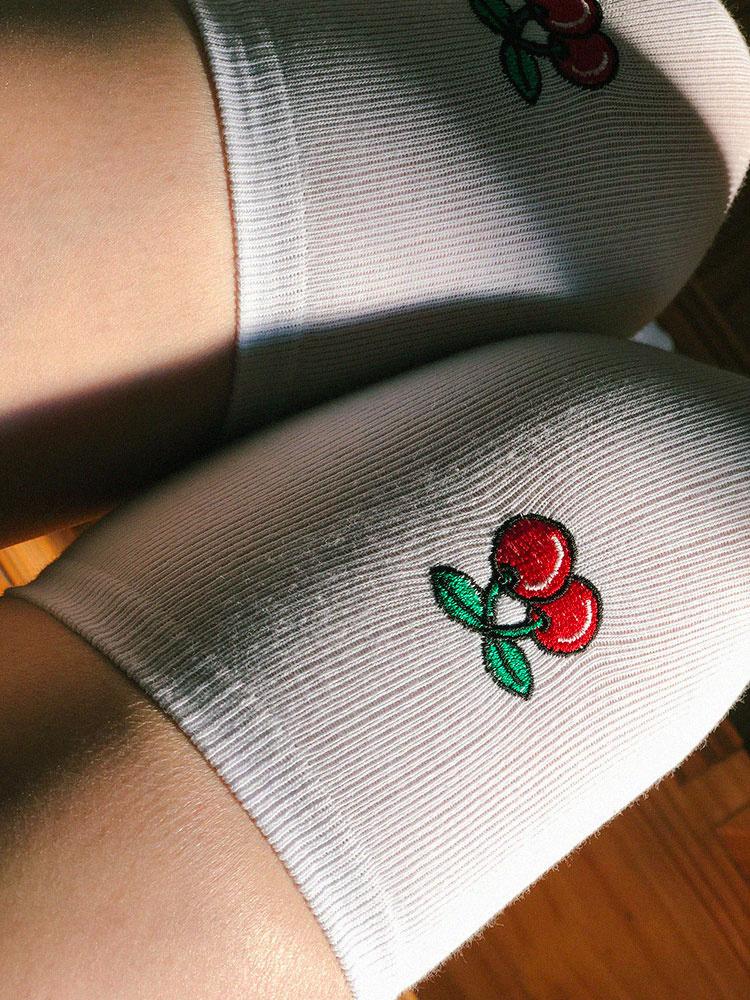 삭스신드롬(SOXX SYNDROME) [오버니삭스]Honest Cherry 2 color