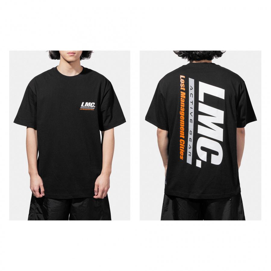 엘엠씨(LMC) LMC ACTIVE GEAR TEE black
