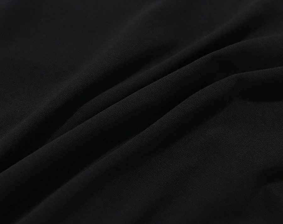 커버낫(COVERNAT) S/S SMALL AUTHENTIC LOGO TEE BLACK